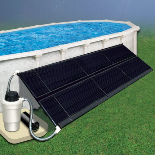 Above Ground Solar Heating Systems 2 X 20 Solar Heating 1 Collector All Hardware Solar