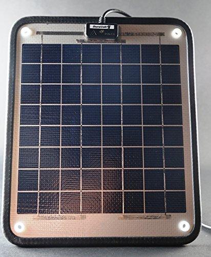 Duravolt Marine Solar Panel Battery Charger 8 3 Watt