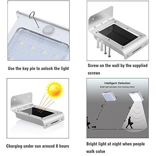 Solar lightsurpower 16 led outdoor solar motion sensor lights solar lightsurpower 16 led outdoor solar motion sensor aloadofball Image collections