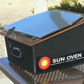 Solar Outdoor Cooking Ovens