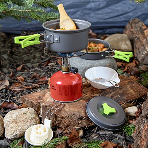 17 Best Images About Camping Cooking Equipment On: Camping Cookware Mess Kit Backpacking Gear & Hiking