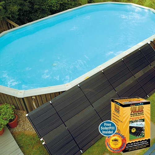 Smartpool Wws421p Sunheater Solar Pool Heater For Above