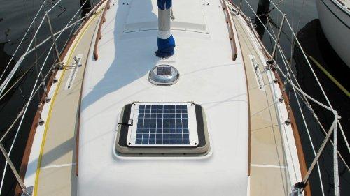 Solar Charger 16 6 Watt Boat Rv Marine Amp Trolling